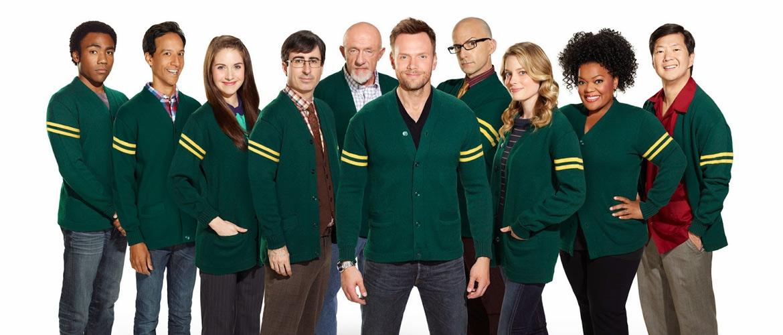 Community : la saison 6 débarque sur Yahoo! Screen le...