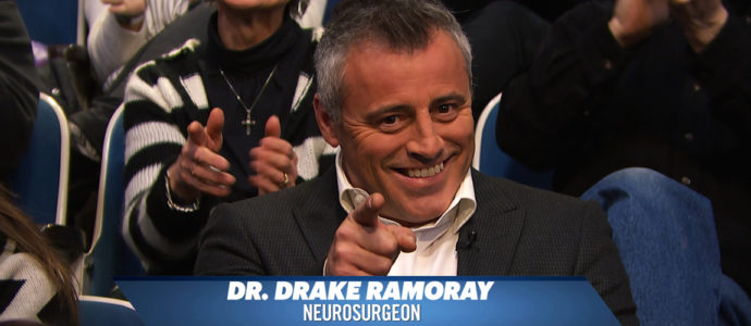 Friends : Matt LeBlanc ressuscite (une nouvelle fois) le Dr Drake Ramoray