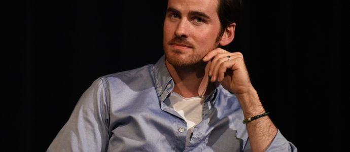 Colin O'Donoghue - Fairy Tales 3 Convention