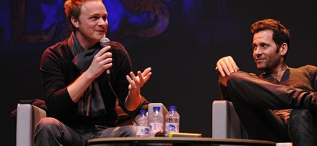 David Anders and Eion Bailey - Fairy Tales Convention