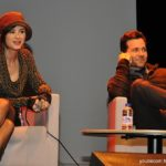 Eion Bailey and Keegan Connor Tracy - Fairy Tales Convention
