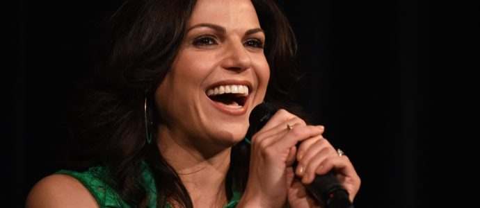 Lana Parrilla - Convention Fairy Tales 3