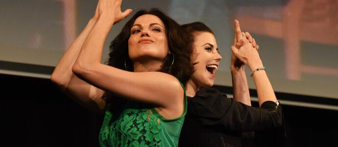 Lana Parrilla et Meghan Ory - Convention Fairy Tales 3