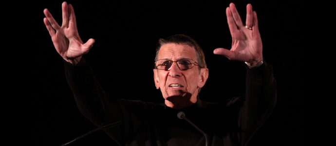 Leonard Nimoy, alias Spock dans Star Trek, est décédé