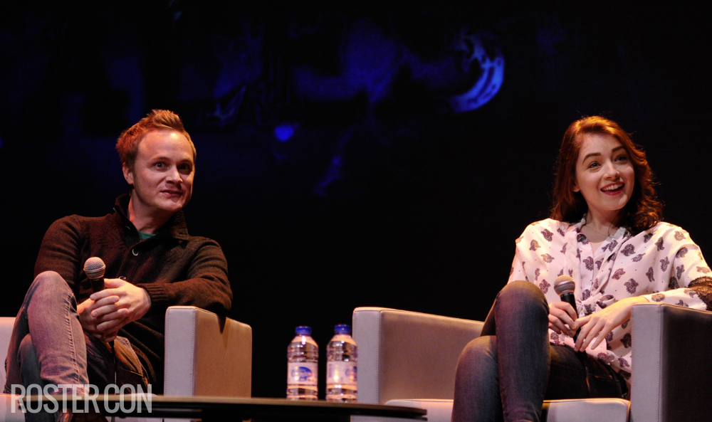 Fairy Tales - David Anders and Sarah Bolger