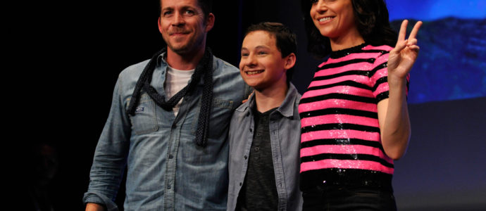 Convention Once Upon A Time : les questions-réponses de Lana Parrilla, Sean Maguire et Jared S. Gilmore