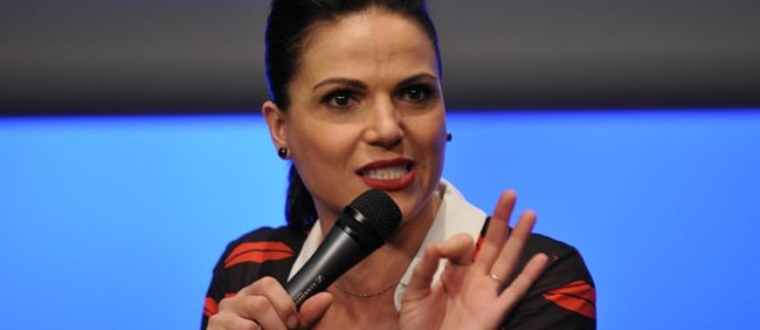 Lana Parrilla - Convention Fairy Tales 2Lana Parrilla - Convention Fairy Tales 2