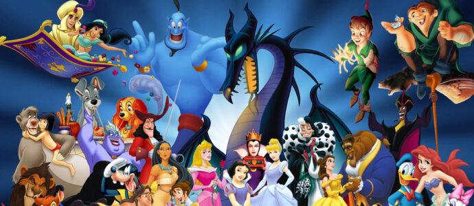 Quiz Les dessins animés de Disney - Facile