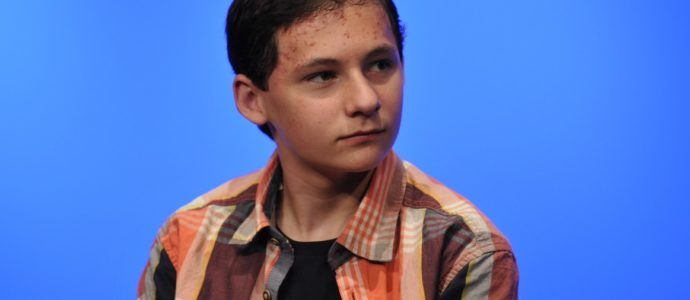 Jared S. Gilmore - Fairy Tales 2 Convention