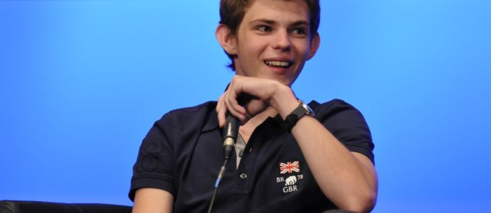 Robbie Kay - Convention Fairy Tales 2