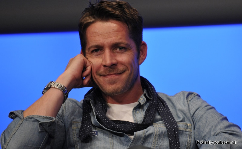 Convention Once Upon a Time : partez à la découverte de Robin des Bois (Sean Maguire)