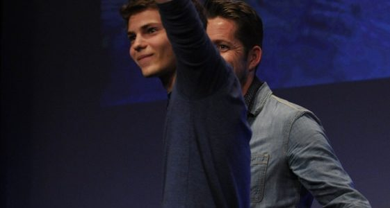 Robbie Kay and Sean Maguire - Fairy Tales 2 Convention