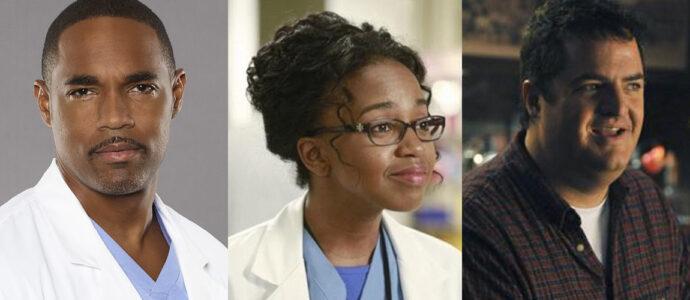 Convention Grey's Anatomy : Jerrika Hinton, Jason George et Steven W. Bailey seront présents