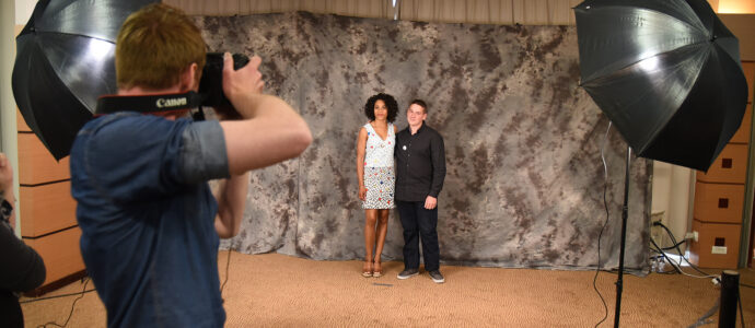 Photoshoot Kelly McCreary - GreysCon