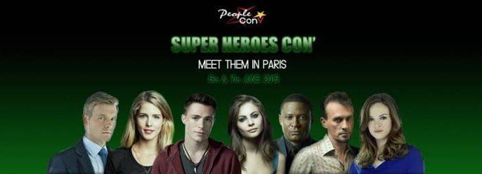 Retour en images sur la Super Heroes Con