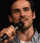 TV / Movie convention with Colin O'Donoghue