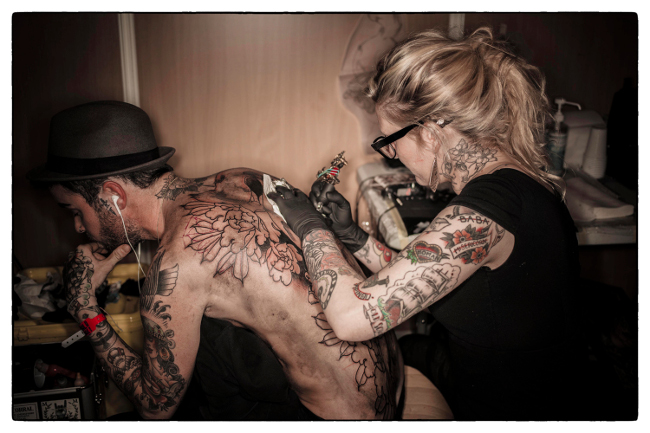 Rennes tattoo convention entretien avec alix ge roster con for Dallas tattoo convention