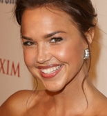 TV / Movie convention with Arielle Kebbel