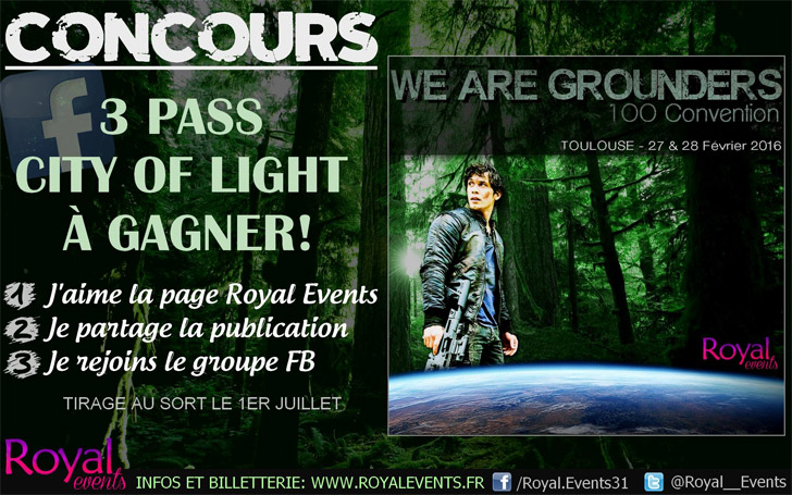 Concours We are grounders