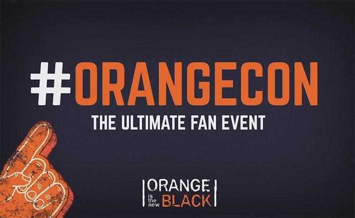 Convention Orange Is The New Black
