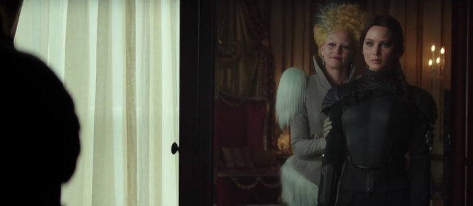 Un premier trailer pour Hunger Games 3 - Partie 2