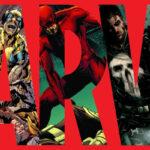 Convention séries / cinéma sur Marvel