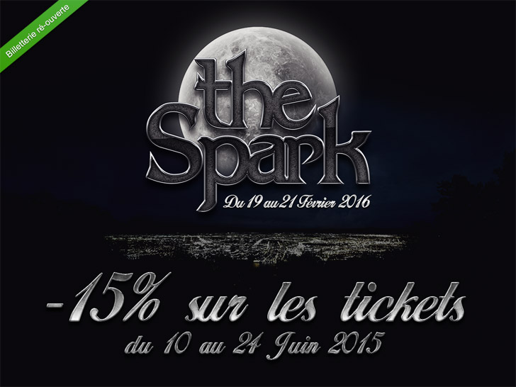 The Spark Convention : nouvelles dates et promos !