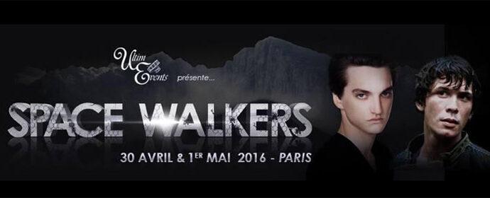 Space Walkers Con : mise en vente de deux photoshoots