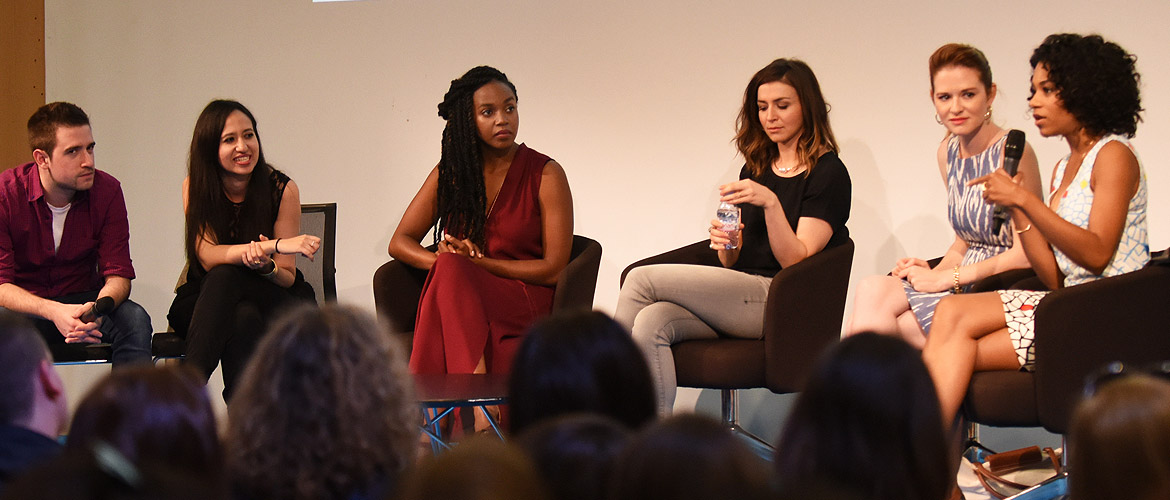 GreysCon : le panel de Jerrika, Caterina, Sarah et Kelly