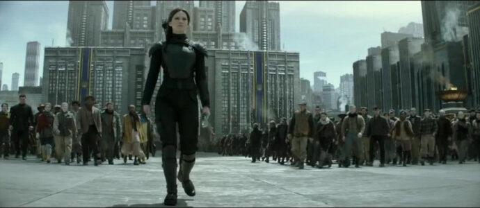 Hunger Games – La Révolte (Partie 2) : la bande-annonce officielle est en ligne