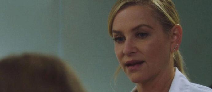 Grey's Anatomy : Jessica Capshaw rempile pour 3 ans de plus