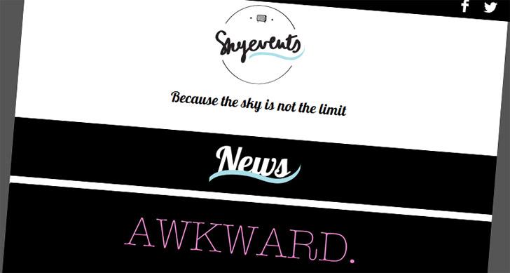 SkyEvents : mise en ligne de leur site Internet