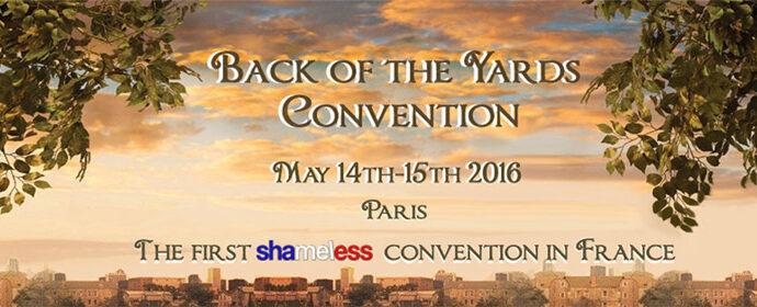 Back of the Yards, la 1ère convention Shameless en France