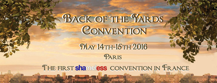 Back of the Yards, la 1ère convention Shameless en France