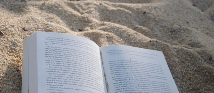 La sélection littéraire du mois : août 2015