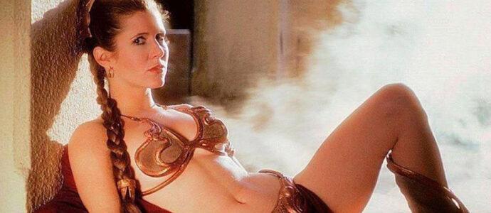 Star Wars : le bikini de Leia mis aux enchères à partir de 80 000$