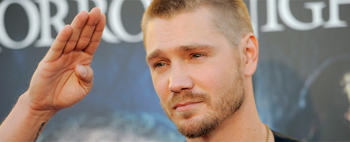 Chad Michael Murray annule sa venue à Paris