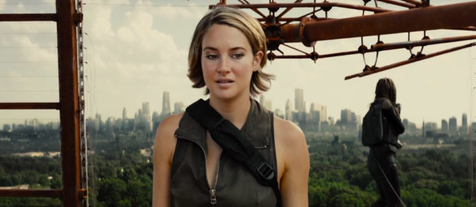 Divergente 3 - partie 1 : une bande-annonce pour l'avant-dernier film