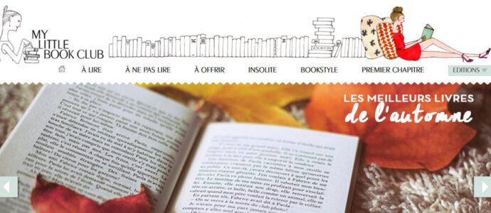 Mylittlebookclub, le cercle non-privé des amoureux des livres