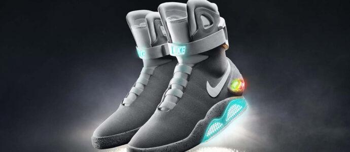 Les chaussures de Retour vers le Futur disponibles en 2016