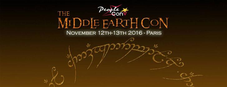 Middle Earth Con' : l'événement se déroulera les 12 et 13 novembre 2016