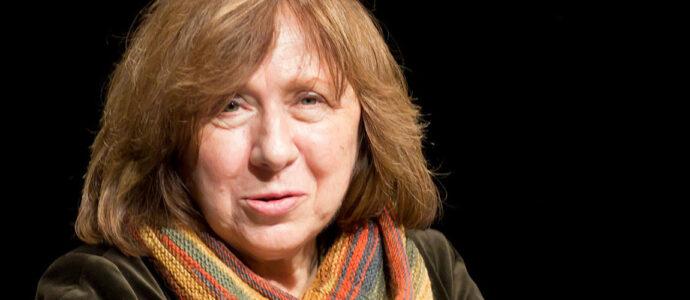 Le prix Nobel de littérature attribué à Svetlana Alexievitch