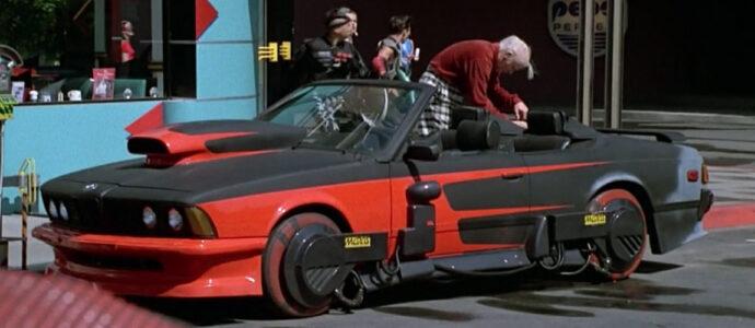 Retour vers le futur :  la voiture de Griff Tannen en vente aux enchères