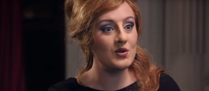 Insolite : la chanteuse Adele participe à un concours de sosie d'Adele