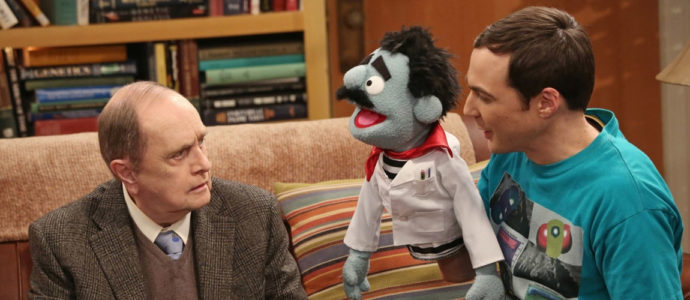 The Big Bang Theory Saison 9 : retour de Bob Newhart