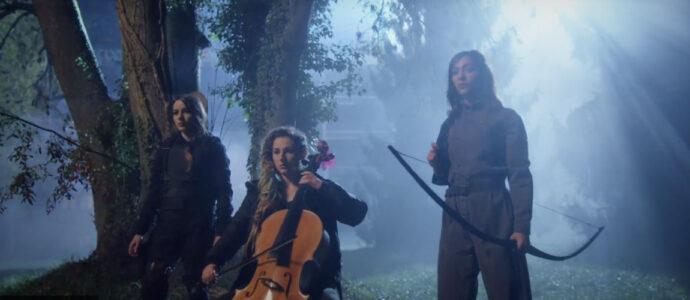 "L.E.J reprend la chanson ""Hanging Tree"" d'Hunger Games"