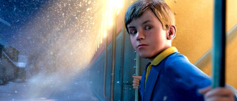 Calendrier de l'avent des films de Noël - 16 décembre : Le Pôle Express