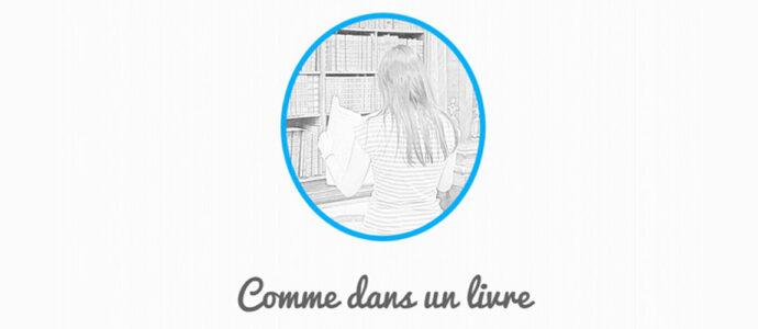 """A la découverte de Sandrine, la bookaholic du blog """"Comme dans un livre"""""""
