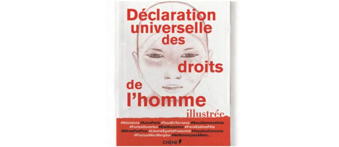 La déclaration universelle des droits de l'homme de 1948 : le livre à mettre entre toutes les mains