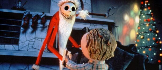 Calendrier de l'avent des films de Noël - 9 décembre : L'étrange Noël de Mr Jack